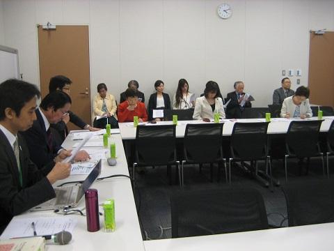 国際連帯税議連総会&勉強会報告:市民グループと連携し活動進める
