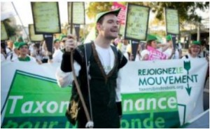 Robin Hood Tax campaign_UK