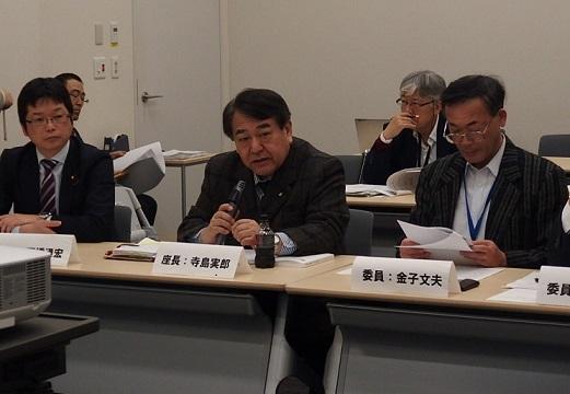 グローバル連帯税推進協議会(第2次寺島委員会)立ち上がる!