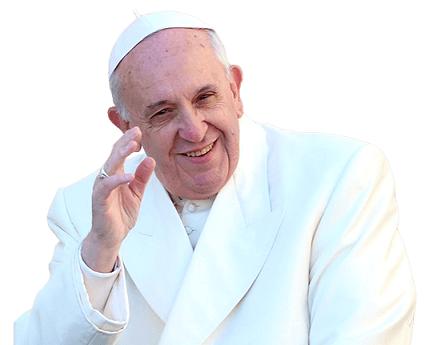 ローマ法王、気候変動問題に関する回勅を公表(6月18日)