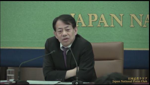 日本記者クラブ「パナマ文書」第1回&財務省への質問書