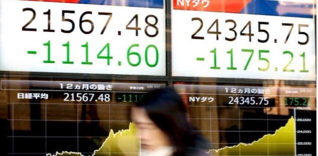 巨額の損失発生!>5-6日の米株相場の乱高下で不可視のリスクが顕在