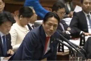 川田龍平参議院議員