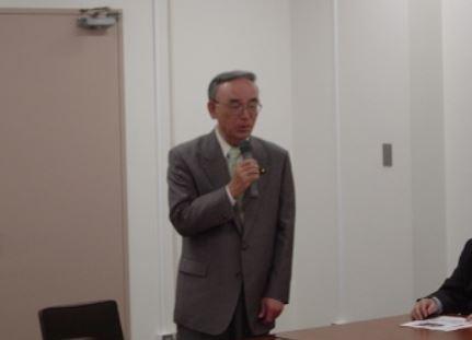 国際連帯税議連創設の立役者=峰崎元参議院議員、国際連帯税を語る