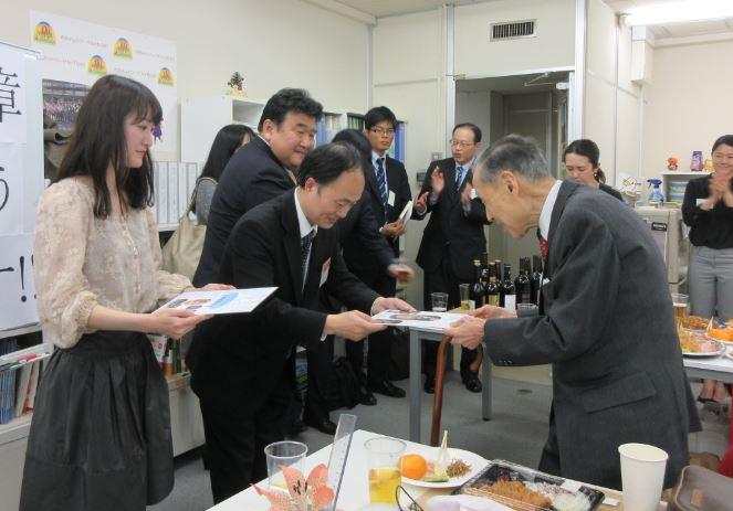 国際連帯税adv.‐t:金子宏東京大学名誉教授のごあいさつ