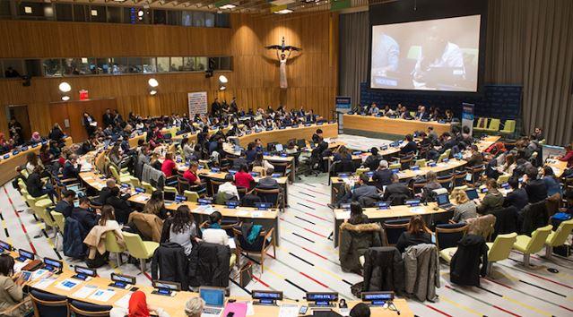 国連経社理開発資金フォーラムのLGサイドイベントで国際連帯税を議論