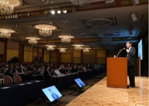 河野外相、SDGs達成資金を考える有識者懇談会設置を表明