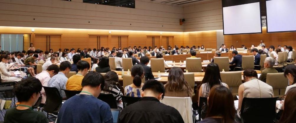 寺島実郎氏講演会「ポストコロナの針路:新しい政策科学としての国際連帯税」