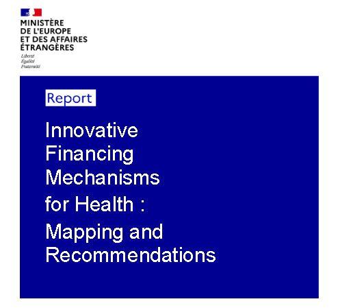 SDGs3(健康)ギャップ40兆円>リーディング・グループの報告書公表